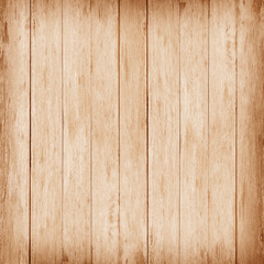 Garden Poster Wood Brown wall plank texture or background