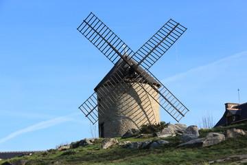 Moulin à vent, Mont-Dol