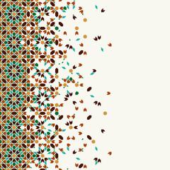 Morocco disintegration template
