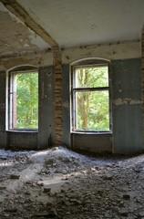 Keuken foto achterwand Oud Ziekenhuis Beelitz lostplace: Beelitz-Heilstätten, Berlin