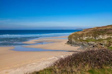 Hayle Towans  Cornwall England UK