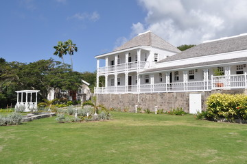 Traditional House in St. Kitts