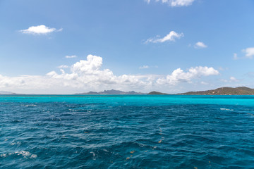 Saint Vincent and the Grenadines, Mayreau,  Union view