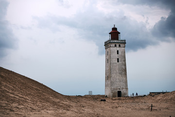 Rubjerg Knude Fyr, lighthouse