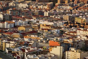Vista de Alicante