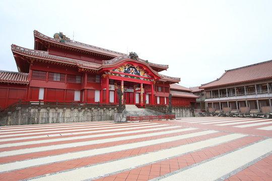 Shuri Castle, World Cultural Heritage,
