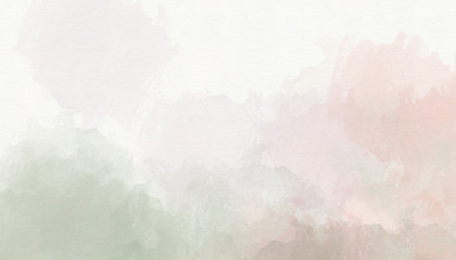 Pastel abstract watercolor background