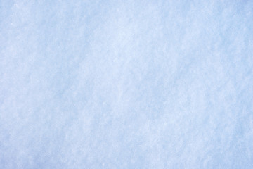 Snow covered texture for background
