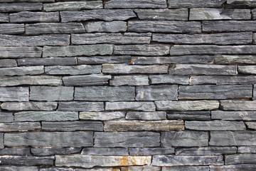 Stone Wall Background - Full Frame Image