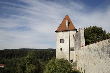 Fort Of Burghausen
