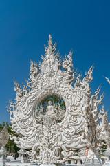 Fotobehang Monument ワット・ロンクン