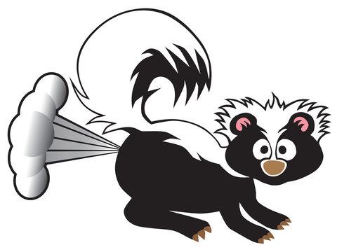 4,993 BEST Skunk Cartoon IMAGES, STOCK PHOTOS & VECTORS | Adobe Stock