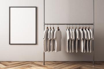 Design, fashion and ad concept