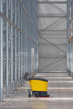 Scrubber Machine Warehouse