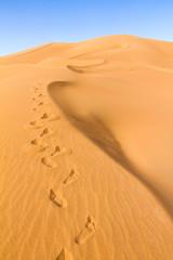 Deserto del Sahara, Dune di Erg-Chigaga, M'Hamid El Ghizlane, Marocco
