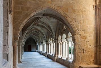 Cloister of Monastery of Santa Maria de Vallbona