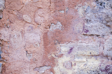 Fotobehang Oude vuile getextureerde muur Old wall background or texture