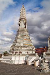 A Satellite Prang of Wat Arun