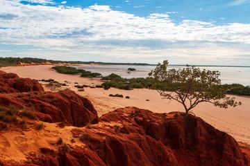 Papiers peints Marron Australia western australia broome beach