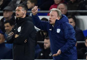 Premier League - Cardiff City v Everton