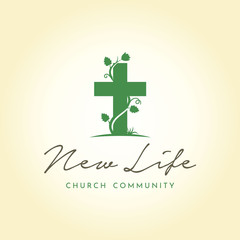Nature Church / Christian logo design