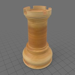 Rook chess piece
