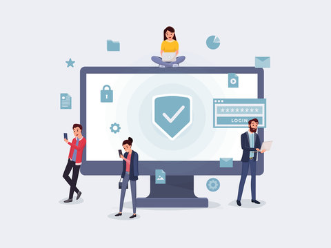 Privacy protection concept
