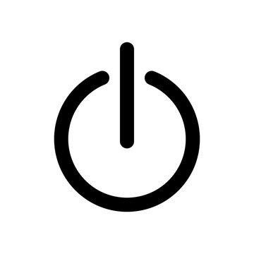 Vector Shutdown Icon