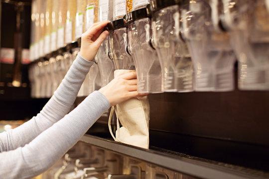 reusable bag bulk shopping