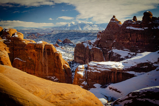 Arches National Park During Government Shutdown 1-14-19