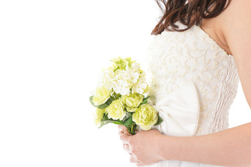 結婚式・花嫁イメージ