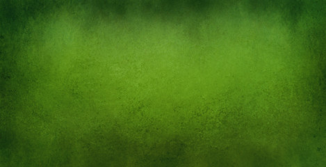 Fototapete - solid green background with texture in elegant Christmas color