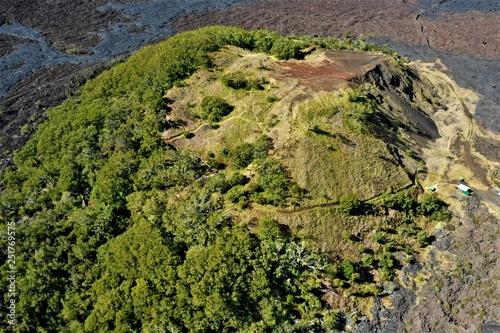 Big Island - Hawaii aus der Luft