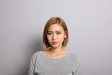 South east Asian Man woman facial expression