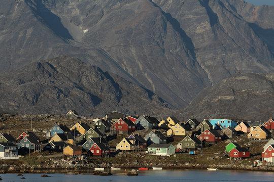 Nanortalik Houses