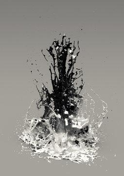 Liquid Explosions