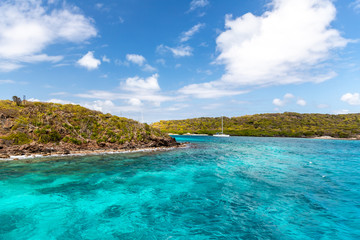 Saint Vincent and the Grenadines, Tobago Cays,