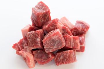 角切り牛肉