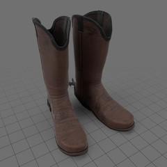 Vintage cowboy boots 2