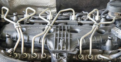 Car diesel engine fuel injector nozzles