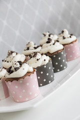 Schoko Cup Cakes