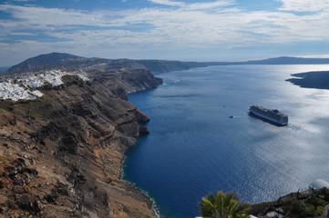 Santorini Island - Greece - Landscape