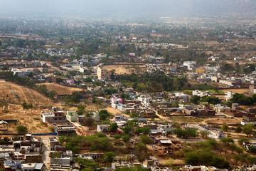 Pushkar area low-rise building, India