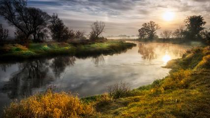 Fototapeta Polskie rzeki  obraz