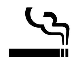 喫煙所のマーク