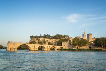Fototapete - Avignon, France
