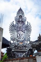 a Hindu statue in Bali Indonesia
