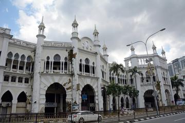 Old Railway Station, KualaLumpur, Malaysia