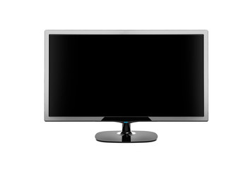 Computer monitor or TV isolated.