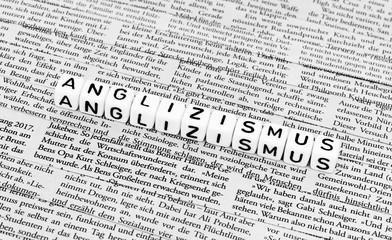 Anglizismus
